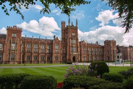 belfasts queens university