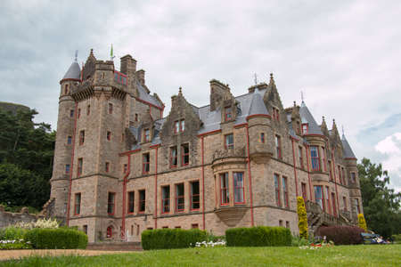 belfast castle in the north of ireland