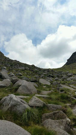 Hares gap mournes ireland
