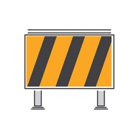 blocco stradale: Barricata