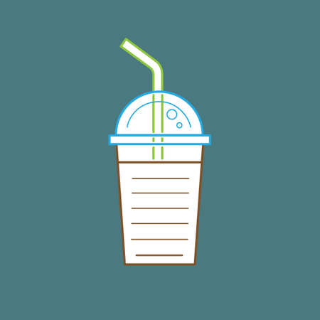 cold drinks: Cup of cold drink
