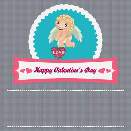 angel roses: Happy valentines day wallpaper