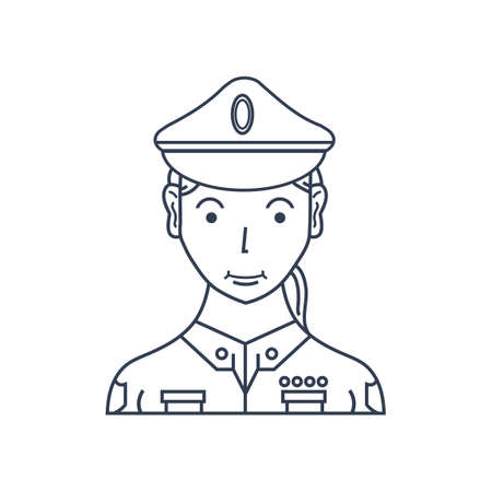 armed force: Police officer