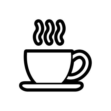 hot cup: Hot coffee cup