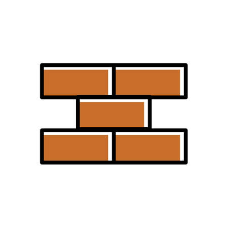 stacked stones: Bricks