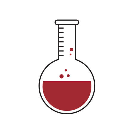 flask: Chemical flask