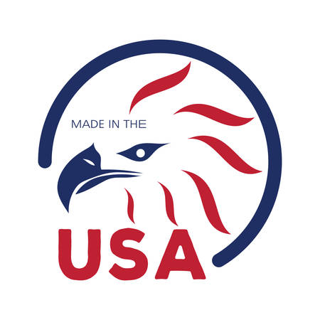 made in usa: Made in USA label