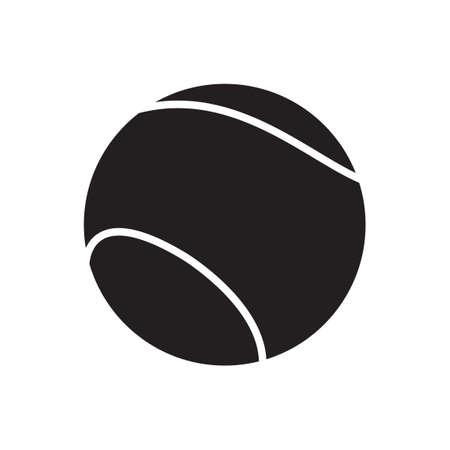 Tennis ball Vectores