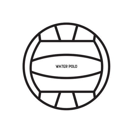 waterpolo: Pelota de waterpolo