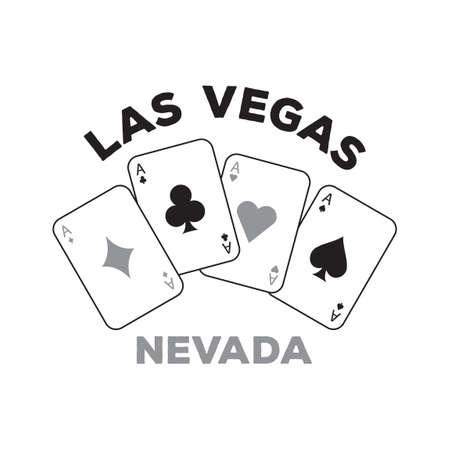 ace of diamonds: Las vegas design