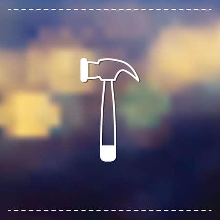claw hammer: Claw hammer