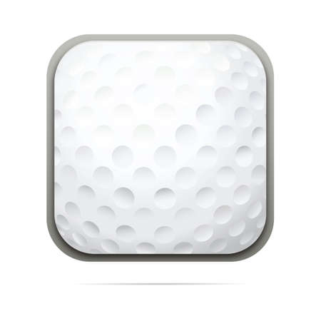 Golf Ball Royalty Free Cliparts Vectors And Stock Illustration