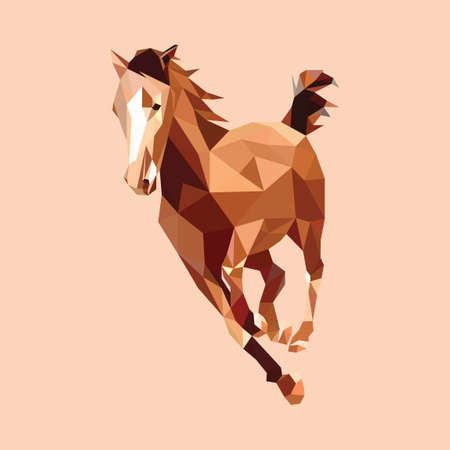 Horse Illustration