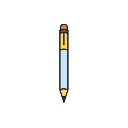 writing instrument: Pencil Illustration