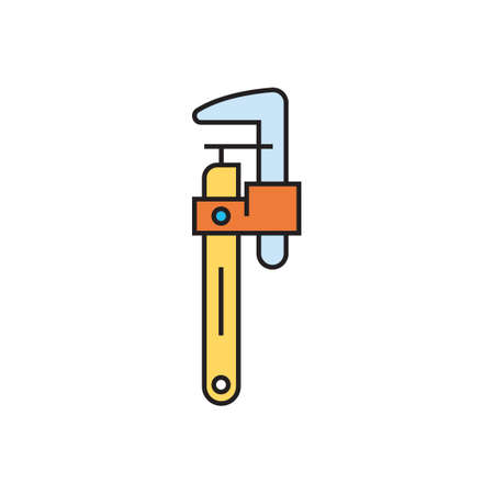 pipe wrench: Pipe wrench