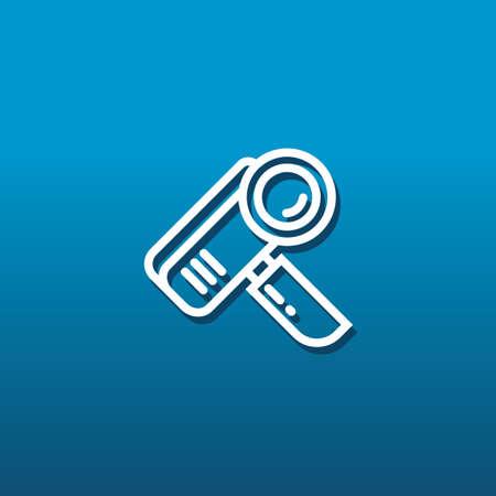 camcorder: Camcorder Illustration