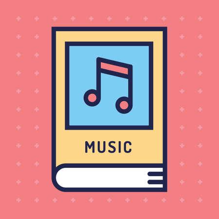 music book: Music book