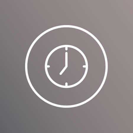 wall clock: Wall clock Illustration