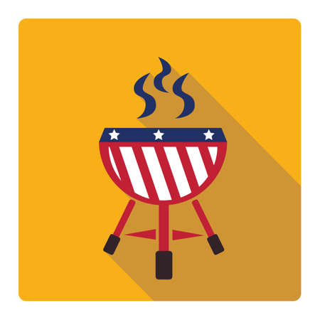 grilling: Barbecue grill