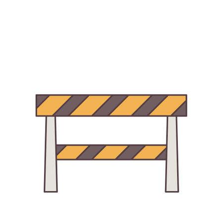 barricade: Barricade Illustration