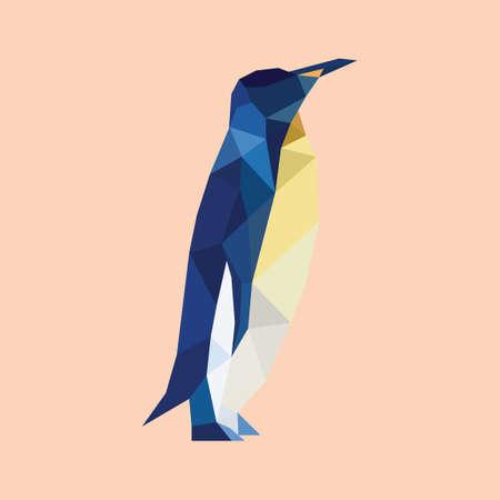 ペンギン  イラスト・ベクター素材