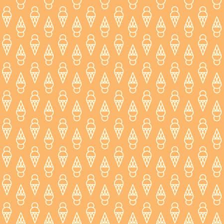 Ice cream cone background