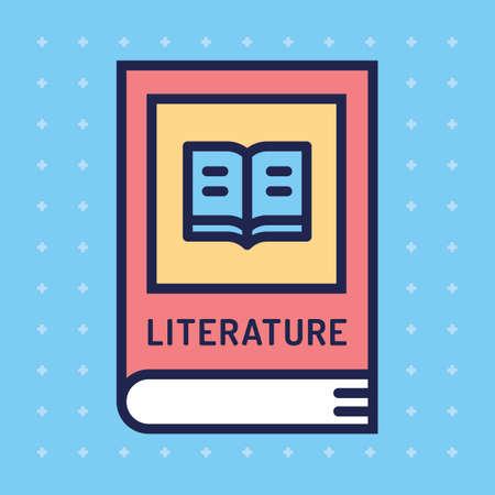 Literature textbook