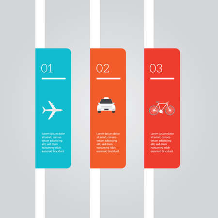 airways: Infographic of transportation