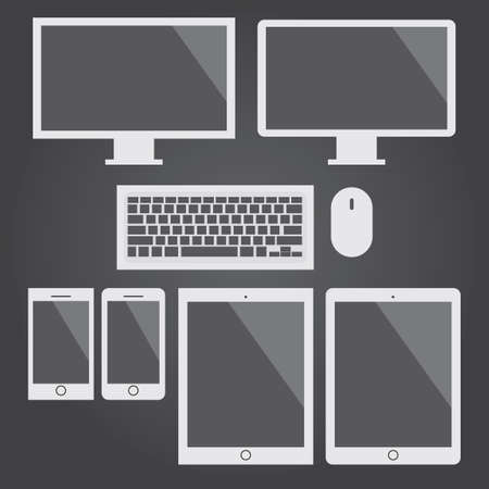 the electronic: Electronic devices