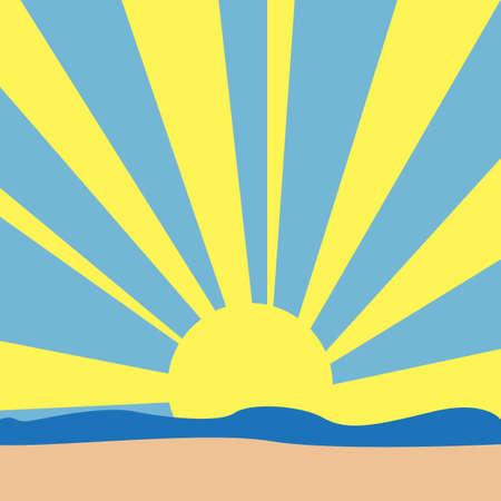słońce: Sun background