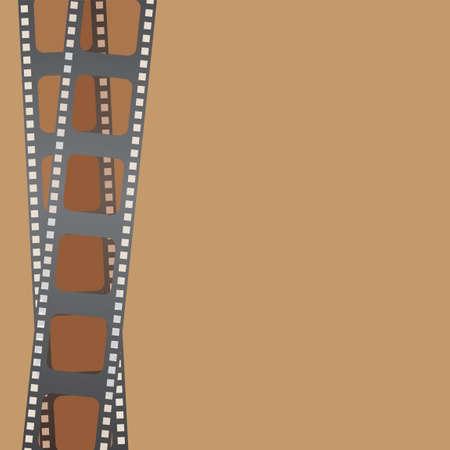 filmstrips: Film strip background