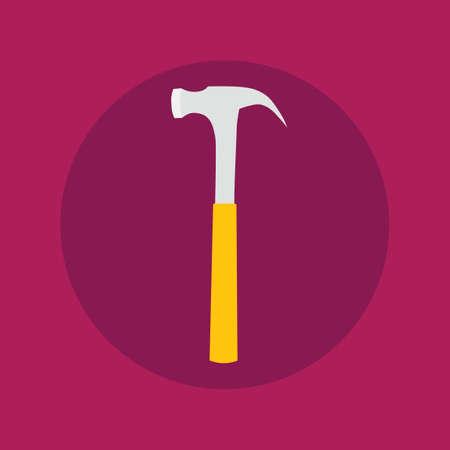garra: Icono del martillo de la garra