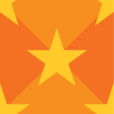 star background: Seamless star background Illustration
