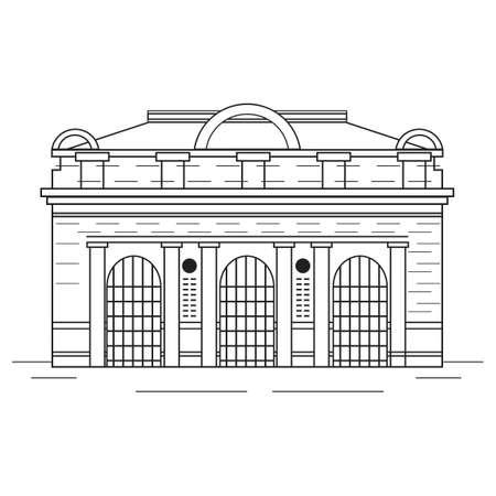 central: Grand Central Terminal