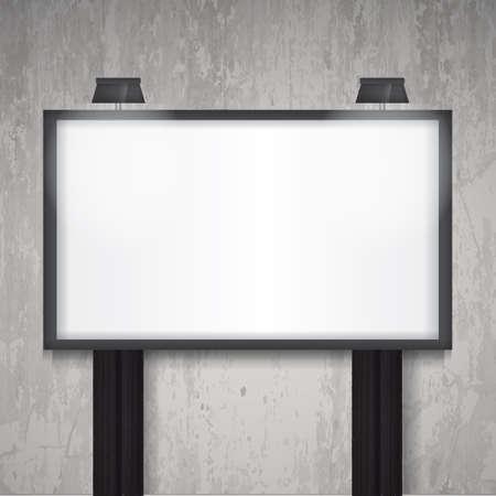 display advertising: Billboard
