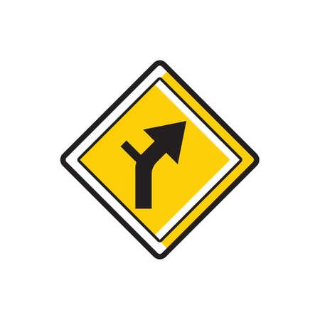 alignment: Se�al de alineaci�n horizontal derecho