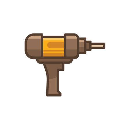 drill: Drill machine icon
