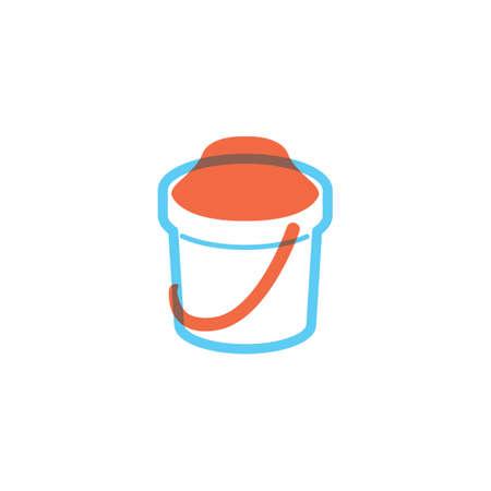bucket: Sand bucket