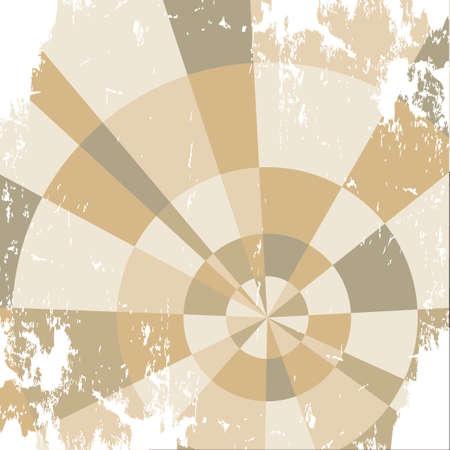 dartboard: Grunge dartboard background Illustration