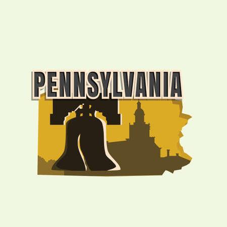pennsylvania: Pennsylvania map
