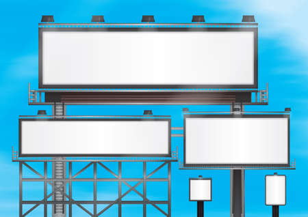 billboards: Collection of billboards