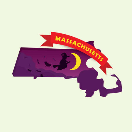 massachusetts: Massachusetts map