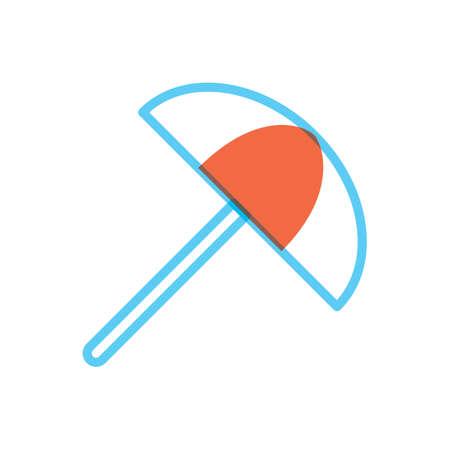 parasol: Beach parasol