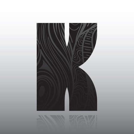 buchstabe k: Buchstabe K