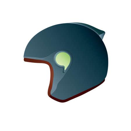 motorcycle helmet: Motorcycle helmet