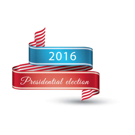 presidential: Presidential election banner
