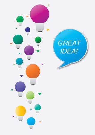 great: Great idea