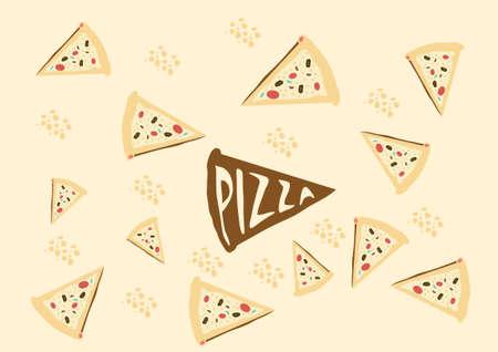 junkfood: Pizza slice