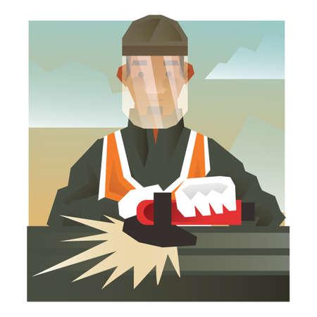 welder: Welder worker