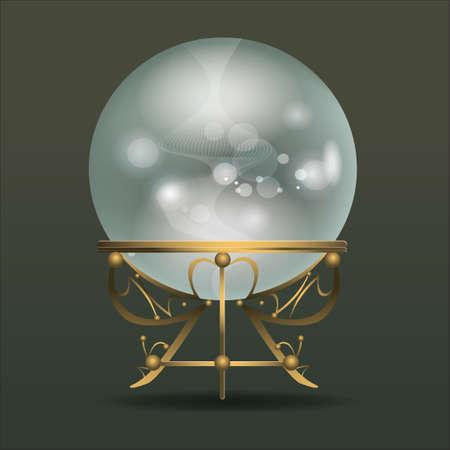 magic ball: Magic ball